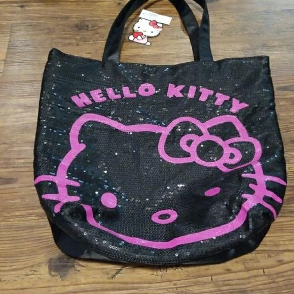 0808da932ae1 New🎀 Hello Kitty Shoulder Bag